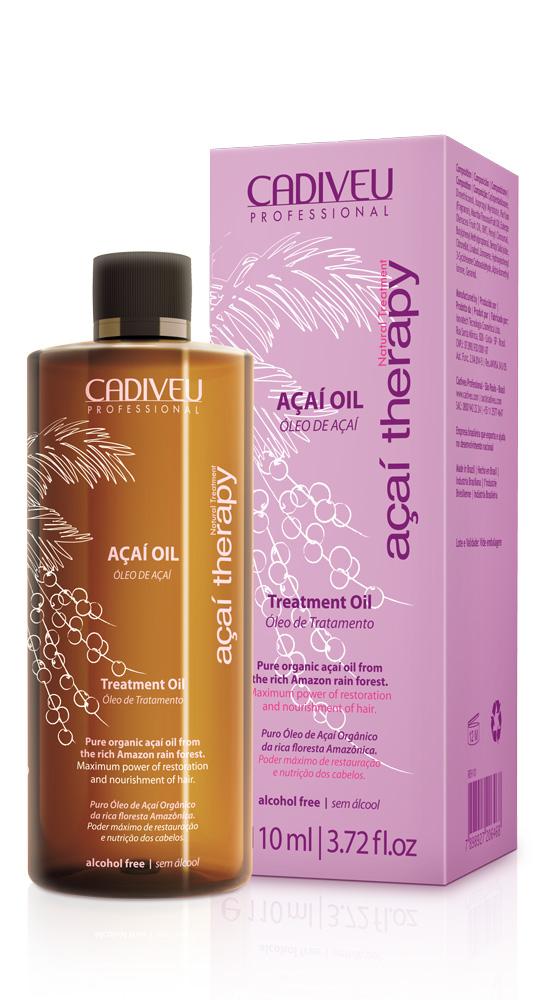 Açaí Oil: O premium oléo com poder de recuperação maxima dos cabelos