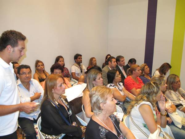 Sala de Workshop
