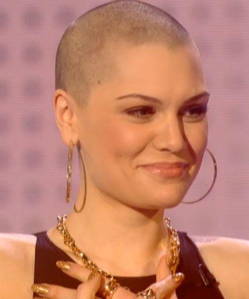 jessie-j-bald
